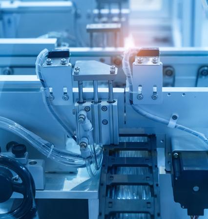 mano robotica: Controler de mano robótica