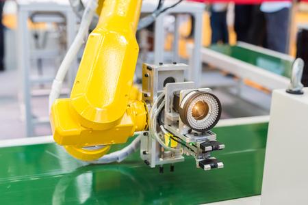 System wizyjny maszyny Robotic