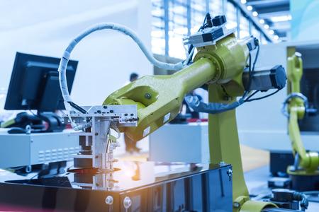 Machine robotique système de vision Banque d'images - 67411005