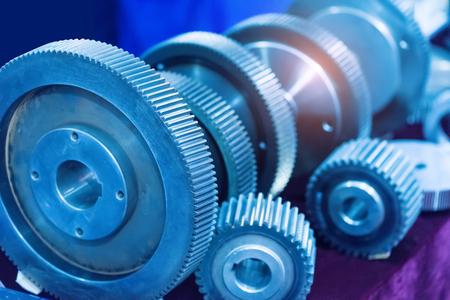 interlink: metal cog gears