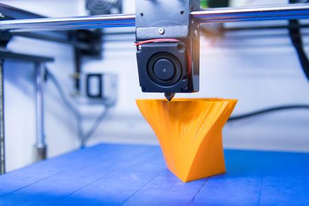 3D 프린터 인쇄 그림 근접 매크로 스톡 콘텐츠