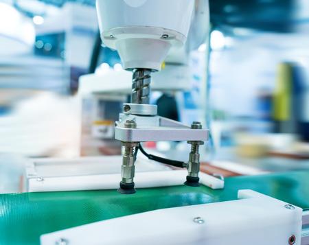 산업 기계, 압축 공기 공장 생산에 공압 피스톤 흡착기 단위