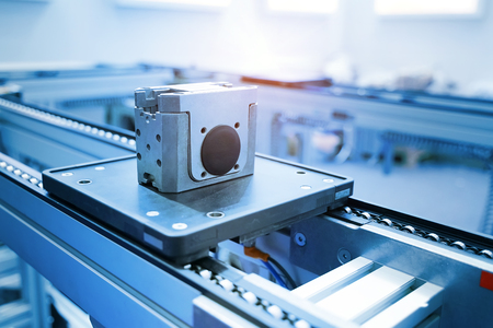 automated manufacturing assembly metal production