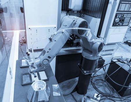 Controler of robotic hand Imagens