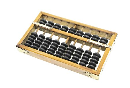 abacus mean symbols of wealth and prosperity Stockfoto