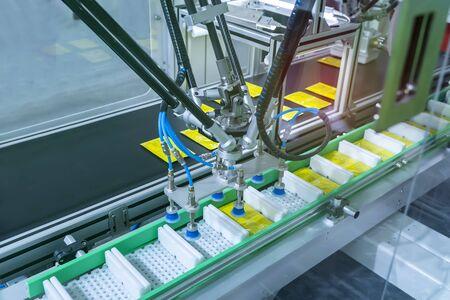 Ligne de produits de convoyeur pour unité d'emballage de haute technologie et machine d'emballage alimentaire automatique pour l'industrie