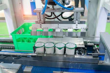 Conveyor product line for packing unit of high technology and automatic food packing machine for industrial
