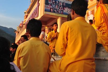 chant: Rishikesh Ganga Aarti