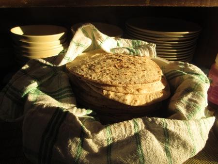 Roti, Flatbread Indian Style