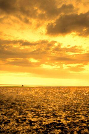 Tg Aru Beach, Sabah Stock Photo - 6572433