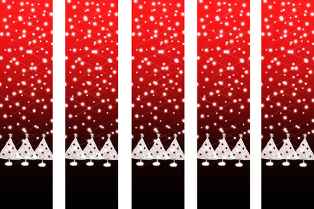 Christmas Background Stock Vector - 7503138