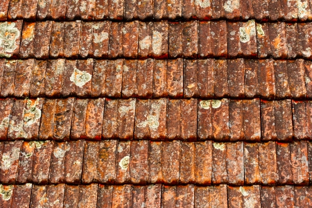 Old Brown Shingles On A Roof Stock Photo, Picture And Royalty Free Image.  Image 22412001.