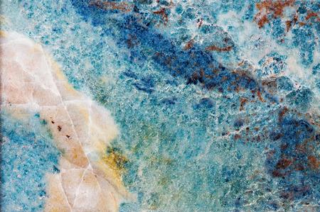 Motif et texture de la surface de la pierre