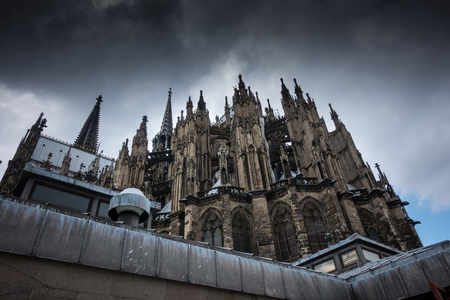 cologne: Cologne Cathedral in Cologne, Germany