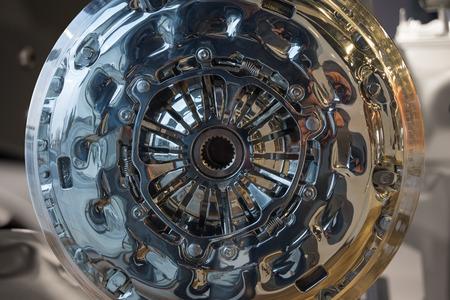 The new and modern mechanism of a machine . Reklamní fotografie