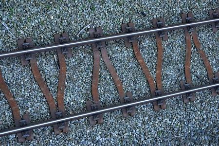 diagonal rails