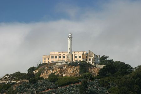 Alcatraz Island Stock Photo - 386368