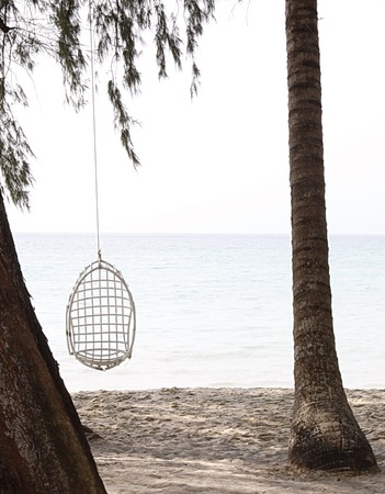 trat: Lonely scene from Koh Kood in Trat province, Thailand