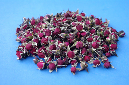 Phnom Penh rose tea is a specialty of Yunnan, China Stock Photo