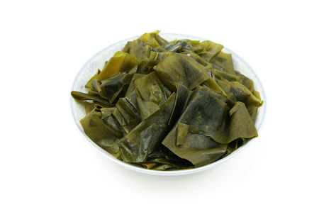Kelp Stock Photo