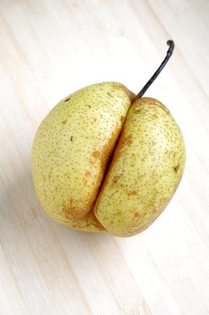 phlegm: Dangshan pear Stock Photo