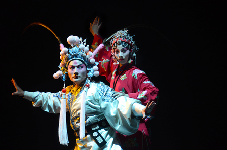 Beijing opera performance Editorial