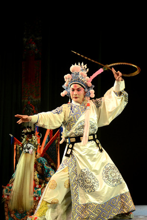 Beijing opera performance 新聞圖片