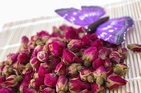 gules: Rose tea Stock Photo