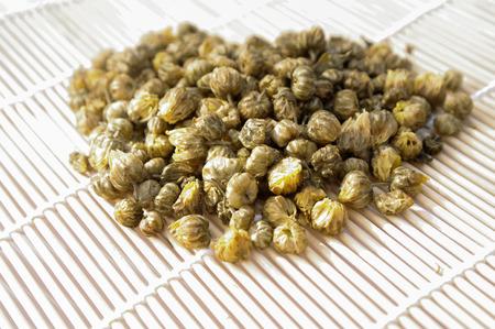 tire: Tire Chrysanthemum Stock Photo