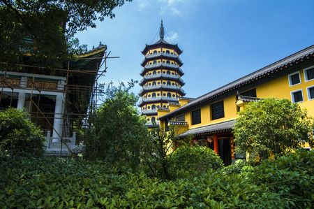 Sanhe ancient town, Anhui, Hefei