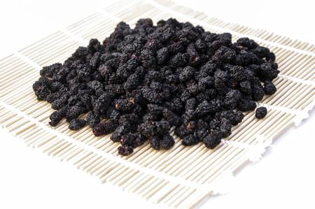 Dry Mulberry Stok Fotoğraf