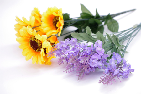 specification: Artificial sunflower and lavender
