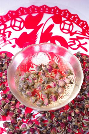 phnom penh: Phnom Penh rose tea