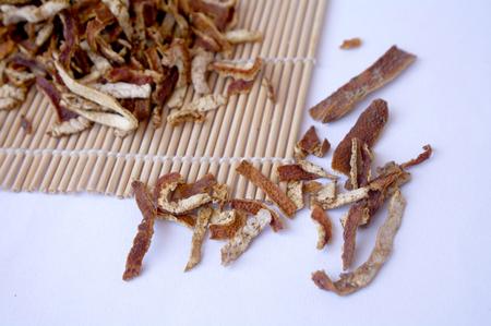 dried tangerine peel