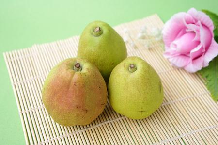 Korla pear Stock Photo