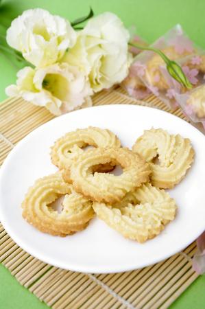 Homemade original cookies