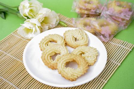 Homemade original cookie