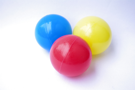 Childrens toy ball