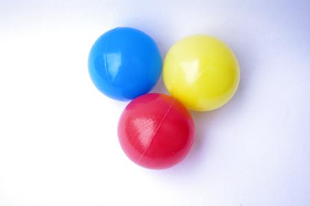 Childrens plastic toy ball