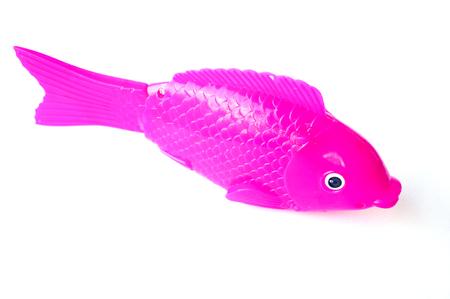 Electric acoustooptic simulation fish toy