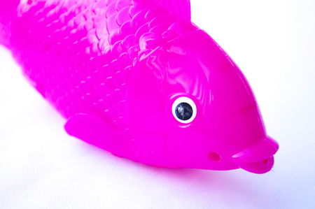 Electric acoustooptic simulation fish toy