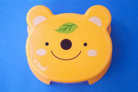 Cute animal cartoon plastic stool
