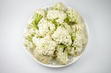 Cauliflower 스톡 콘텐츠