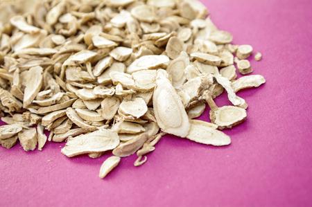 Astragalus membranaceus Stock Photo
