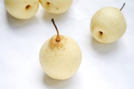 Crystal pear