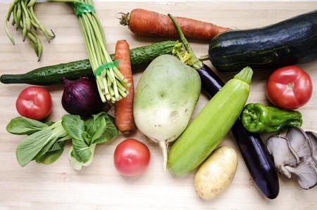 Vegetable combination