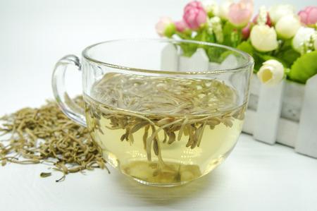 Nutritious honeysuckle tea