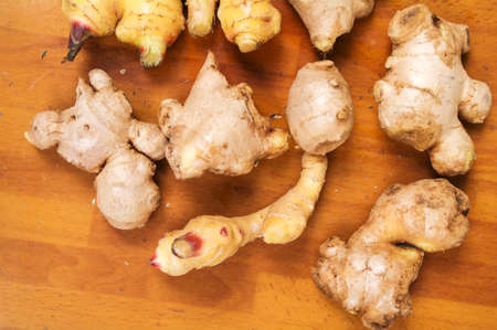 Nutritious ginger