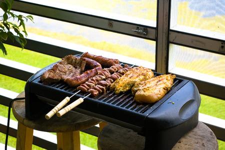 indoor barbecue