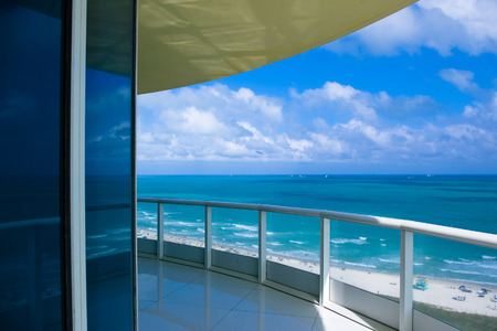 balcony: Ocean view